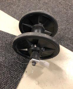 Boggie hjul