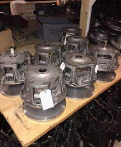 Motor variator